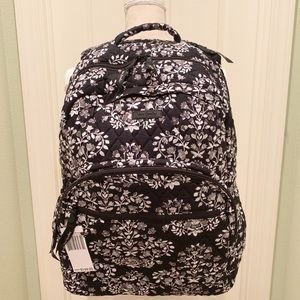 Vera Bradley large essential backpack chandelier
